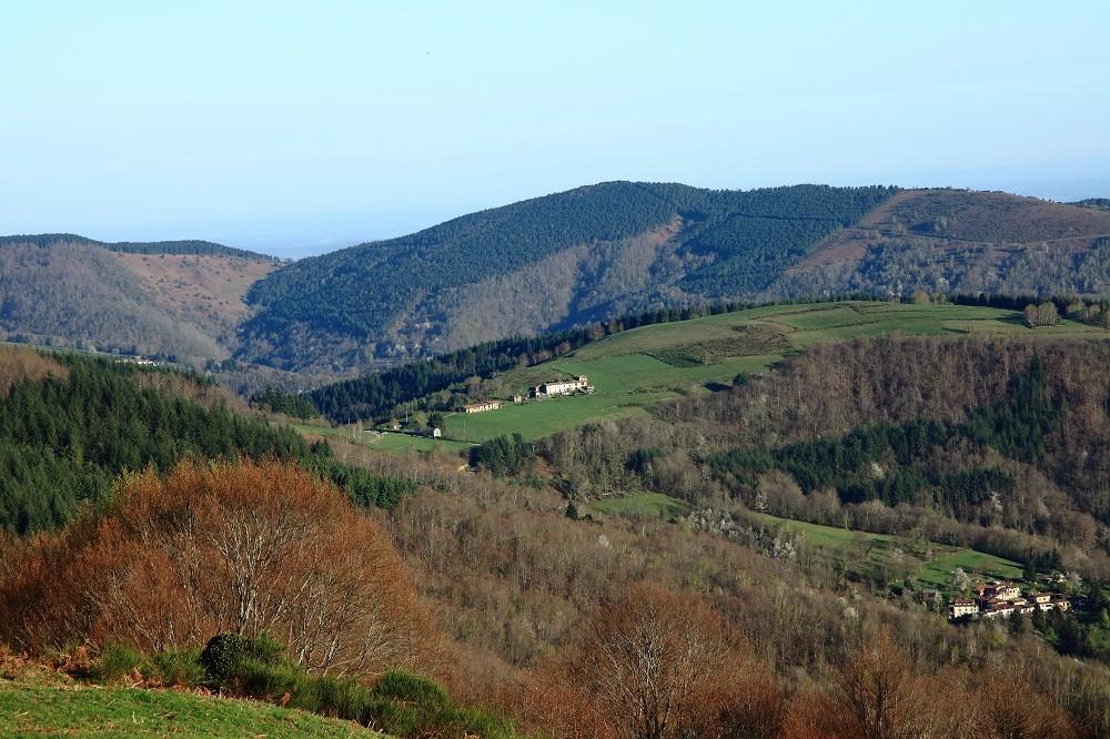 Col de Légrillou au-dessus de Brassac                                             Jack