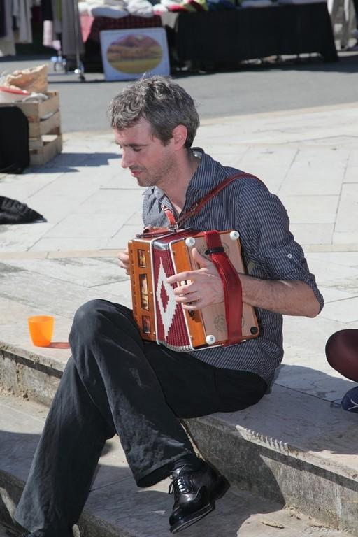 Et toujours de la musique