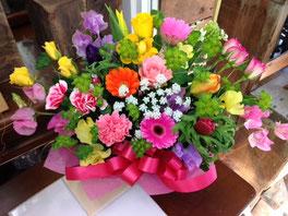 季節の花【商品メニュー】
