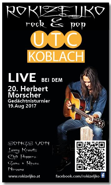 rokizeljko live Herbert Morscher Gedächtnisturnier UTC Tennisclub Koblach