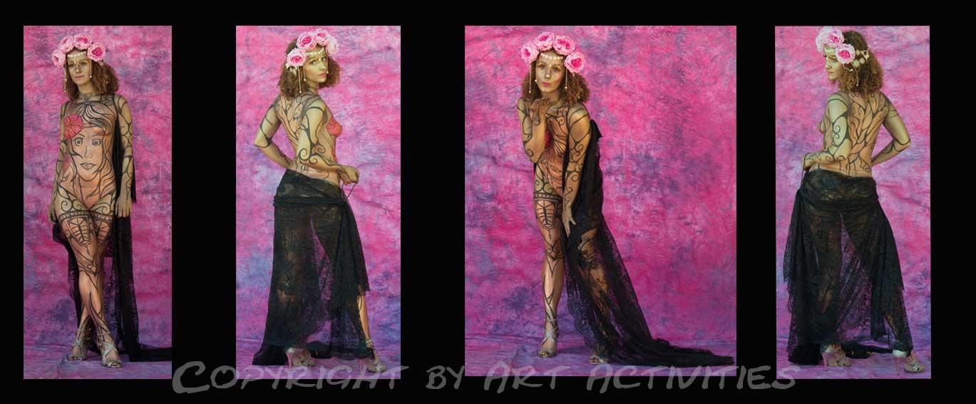 Model: Cloe' Lerouzic