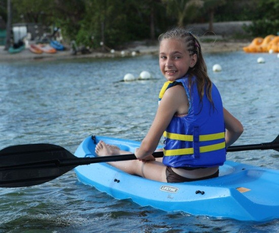View Youth Kayaks at Kayak World Products