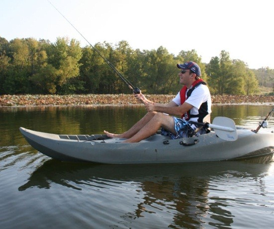 Lifetime sit on top kayaks youth kayaks and freestyle for Most stable fishing kayak