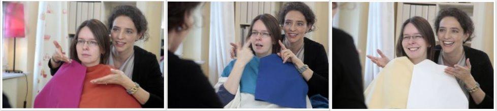 Charlotte Wilisch - Nonverbales Selbstmarketing - Strategische Farbberatung für Frauen - Farbanalyse für Männer und Frauen - Vorträge | Seminare | Workshops |  Coaching | Beratung