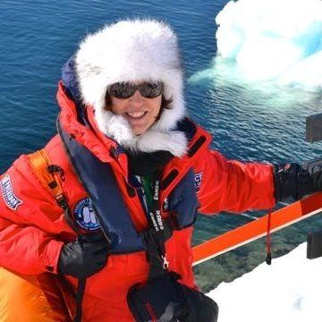 Ankunft auf Neko Harbour, antarktisches Festland