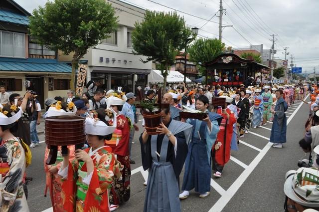 南会津町・会津田島祇園祭