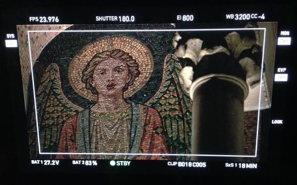 """#Castle Ep803 location detail"" (c)@AndrewBikichky"