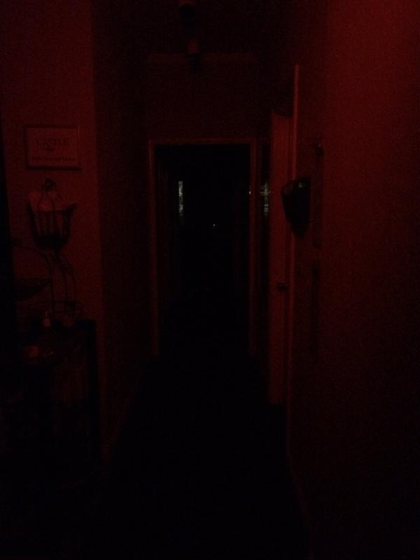 """#Castle Writers' Office gets pretty spooky at night!"" (c)@HickNurwitz"