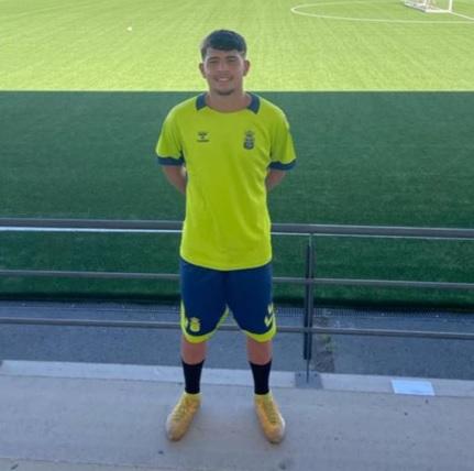 Benta, jugador de JEP Sports, ficha por la UD Las Palmas