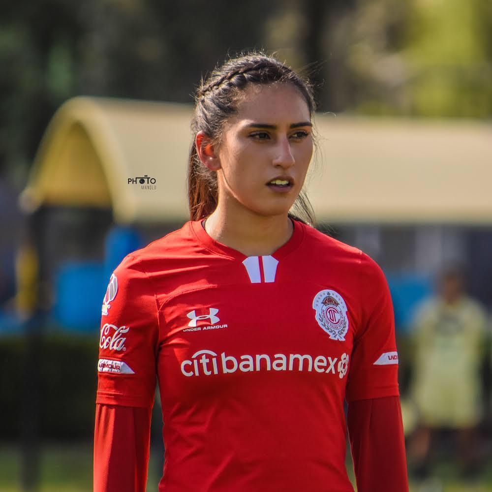 Karla Lorena Martínez Díaz, jugadora profesional ficha por JEP Sports