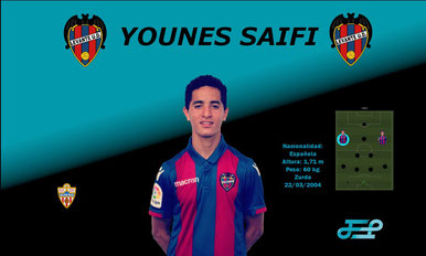 Espectacular gol de Younes Saifi con la selección de Marruecos