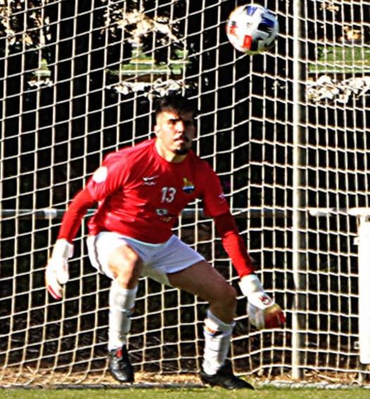 Mario Mendoza debuta en 3ª división con 19 años