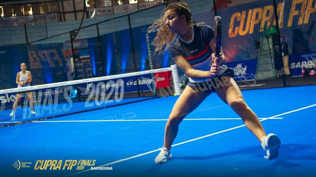 Lucía Rodríguez Rejón sigue subiendo en el ranking del WPT