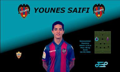 Vídeo de highlights de Younes Saifi, representado de JEP Sports