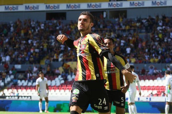 Rodrigo Godínez Orozco completa una temporada excelente en 1ª división de México