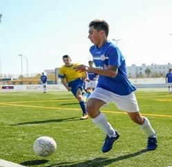 Juan Manuel Muñoz, juvenil de JEP Sports, ficha en 3ª división por el CD Lourdes