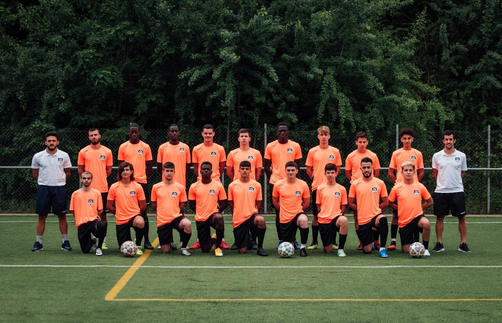 Ya tenemos los ganadores de los tryouts de Football Fordward y JEP Sports