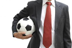 Fórmate como agente de fútbol y trabaja en una agencia