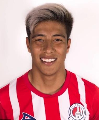 Walter Castillo renueva con el Atlético de San Luis