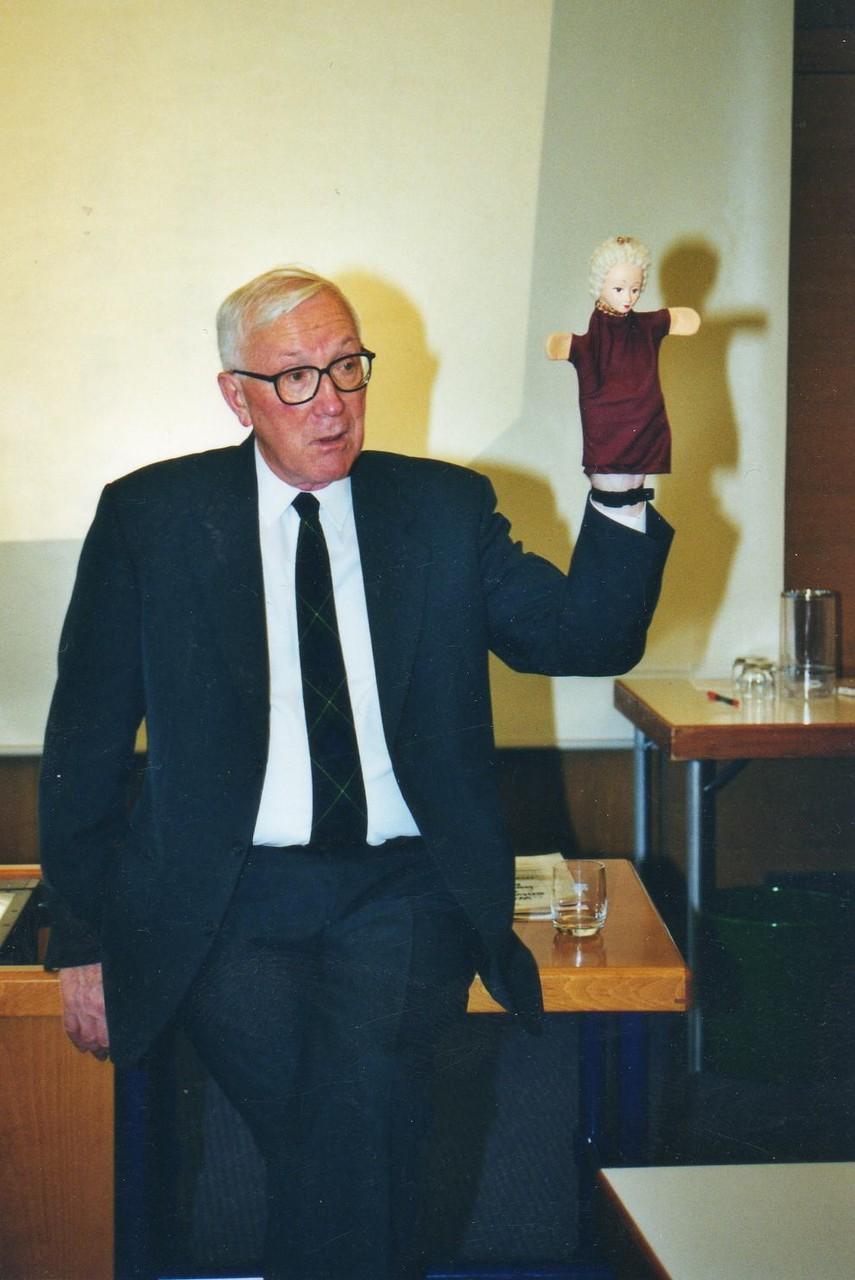 Dr. Pater Albert Ziegler aus Zürich