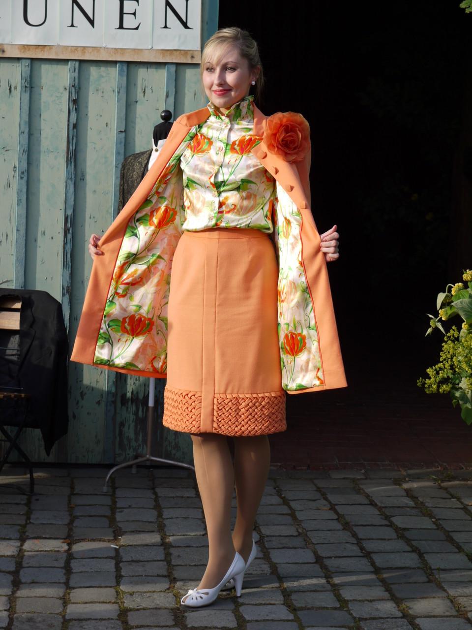"""Modell von Frau Rahusen-Marsch. Dieses Modell bekam 2008 die """"silberne Rose"""" verliehen"""