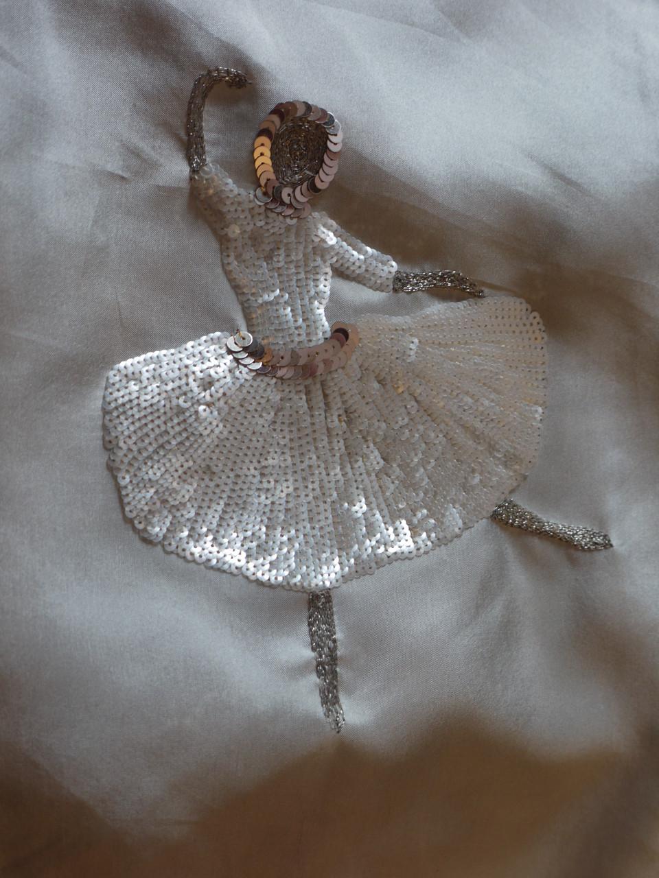 Haute Couture Stickereien von Madame Grauet