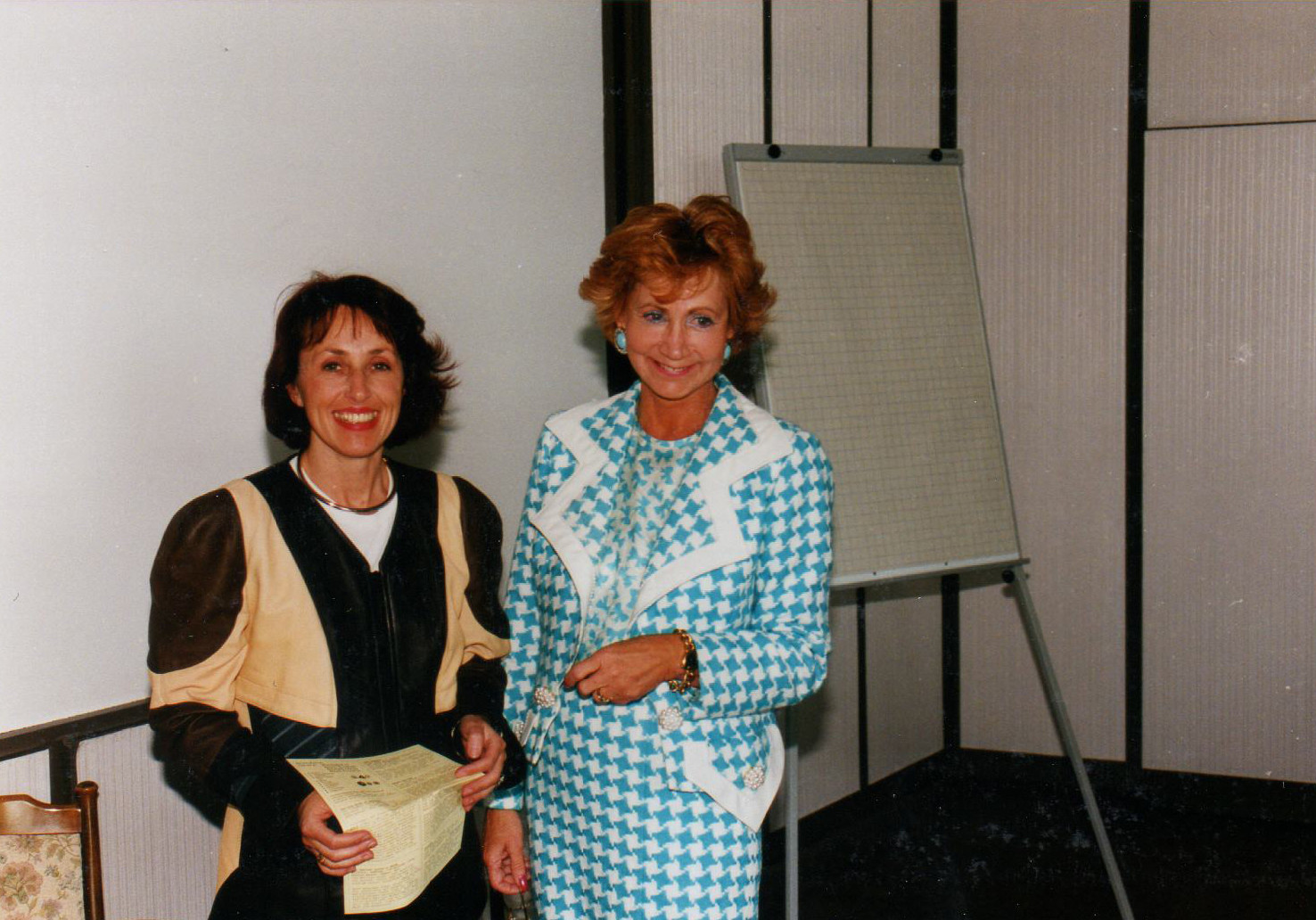 Dr. Ingrid Loschek, Herta Strecker-Harder - 1994/1995 Horbourg-Wihr/Frankreich