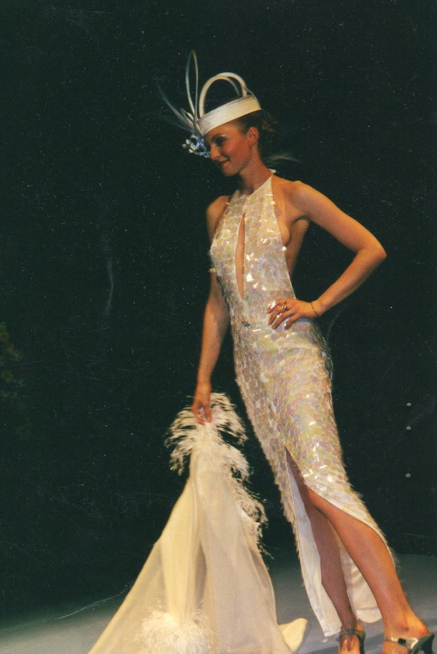 Teilnahme: Allemagne von HF Haute Couture - Helga Freier