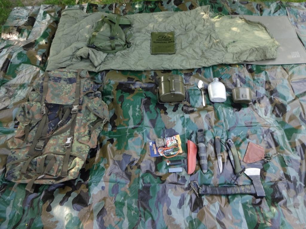 Survivalausrüstung Discounter
