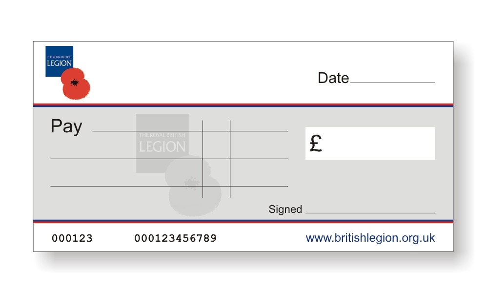 bank cheques - the home of big presentation cheques, Powerpoint templates