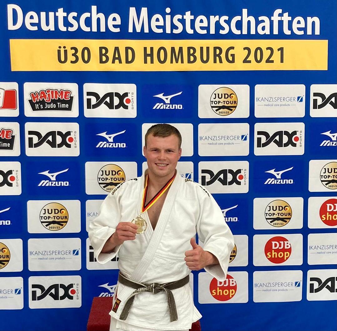 Florian Dieck neuer Deutscher Meister