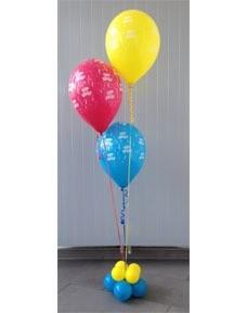 Wir liefern Ihnen die Ballons im Großraum Bremen