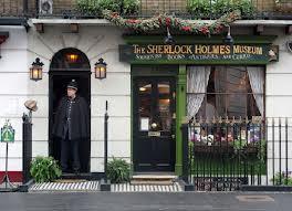 Sherlock Holmes Museum, 221b Baker Street
