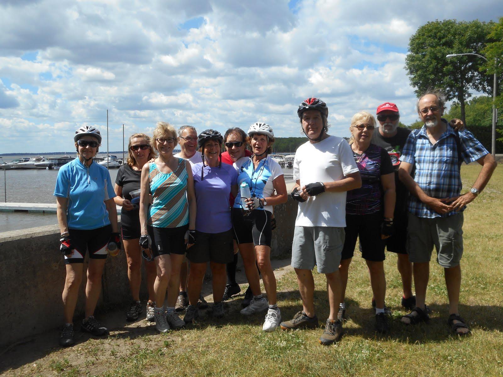 Groupe Vélo juin 2016