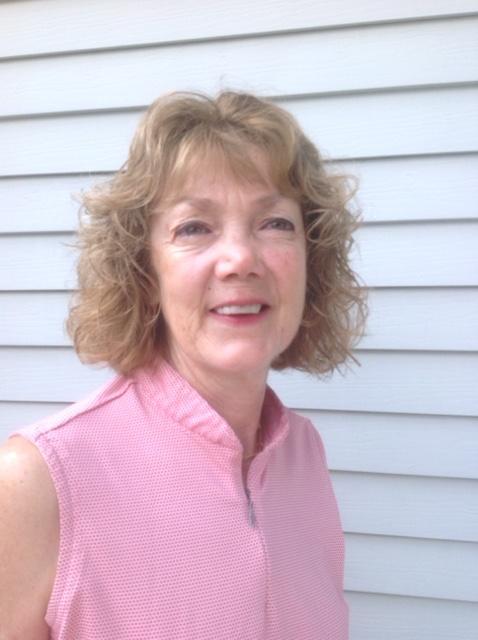 Sylvie Coulombe, bénévole