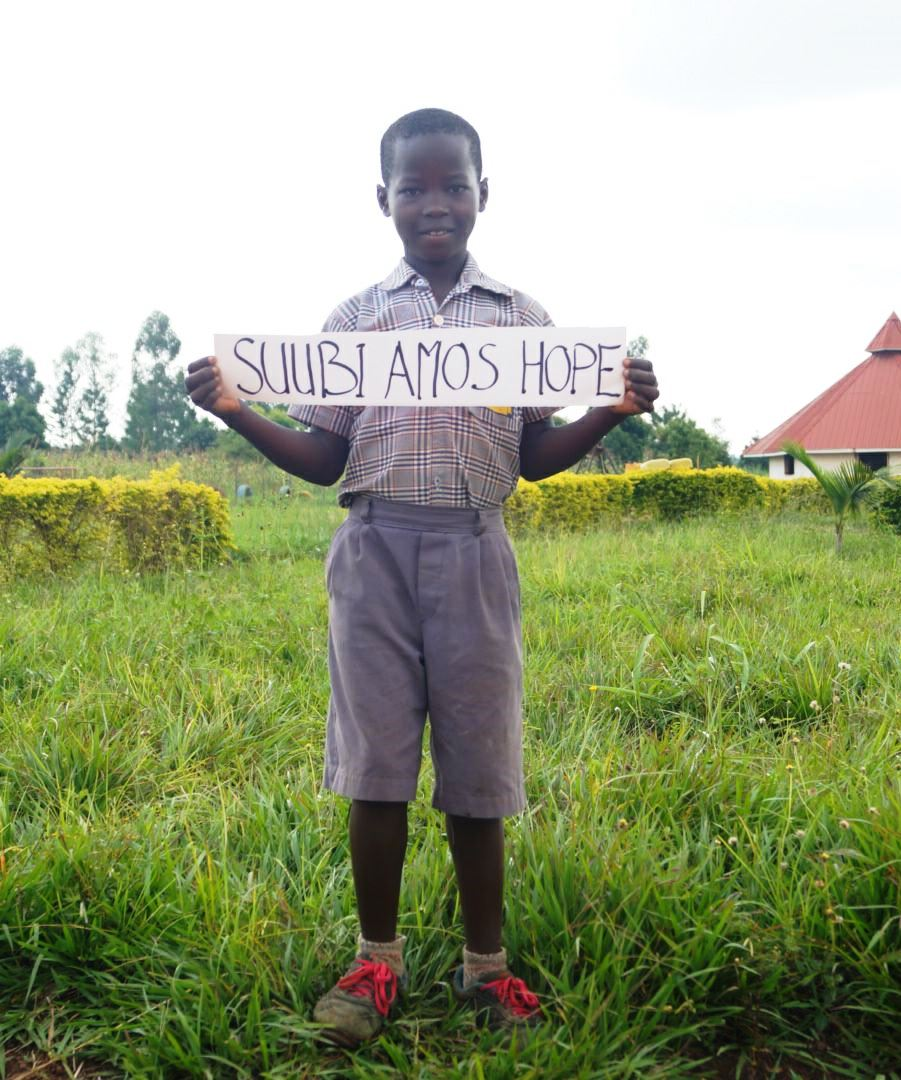 Suubi Amos Hope