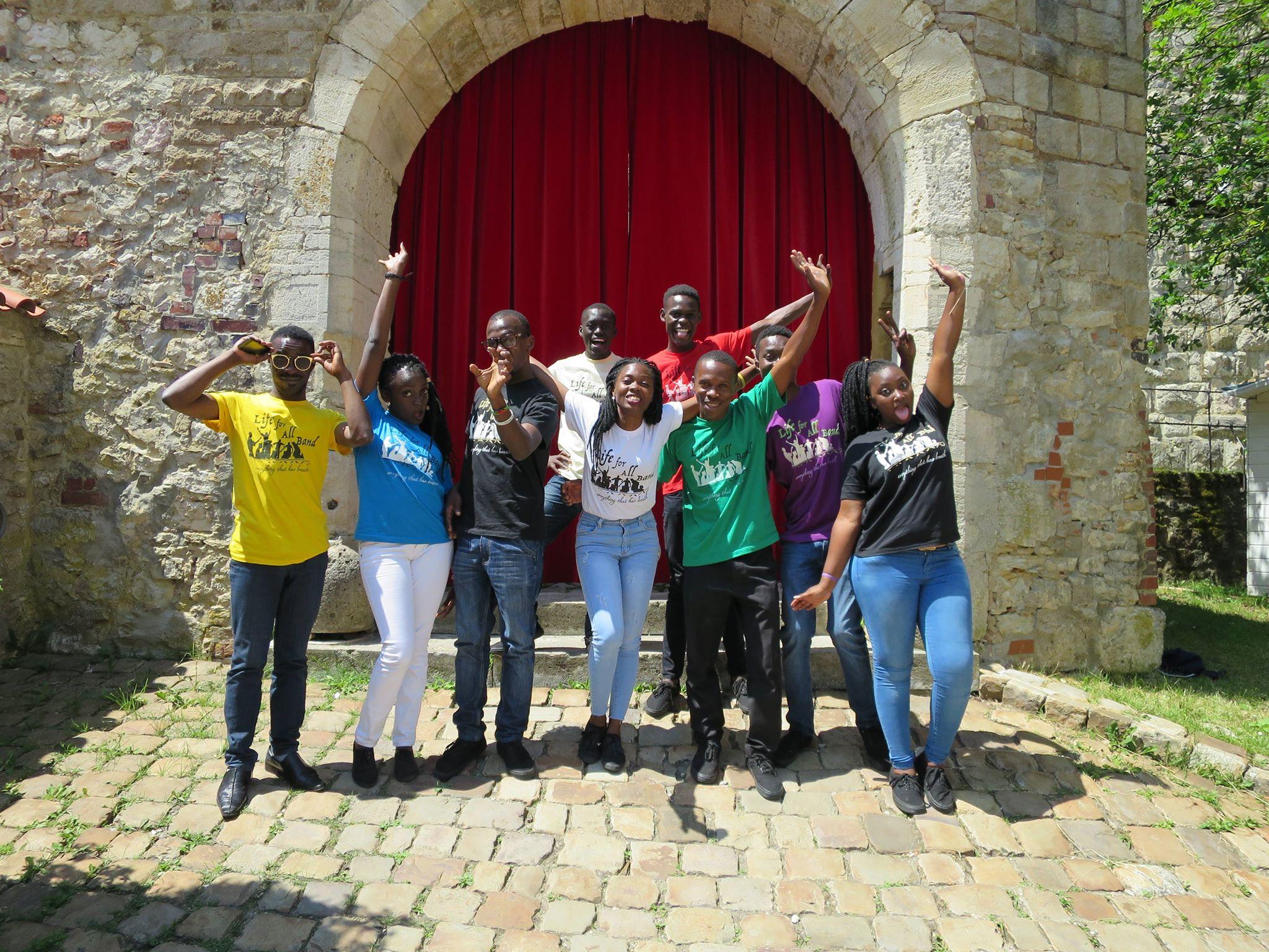 Besuch am Schloss Hellenstein in Heidenheim