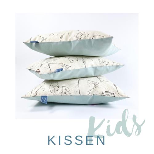 Kissen Kids