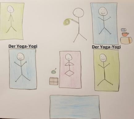 Yoga-Yogi