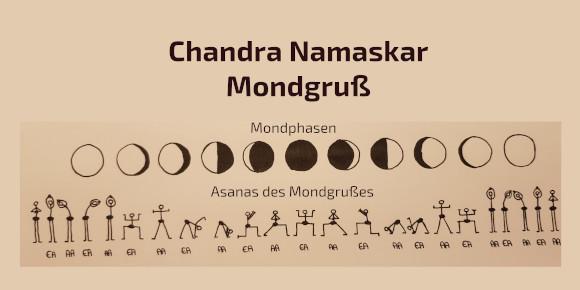 Chandra Namaskar - Mondgruß
