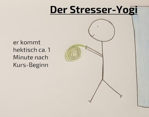 Stresser-Yogi
