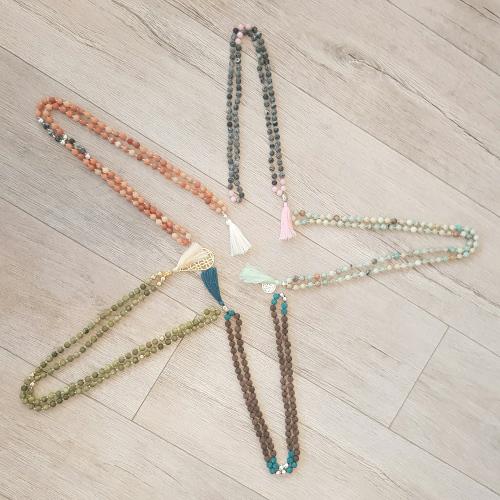 Malas - Gebetsketten mit vielen Besonderheiten