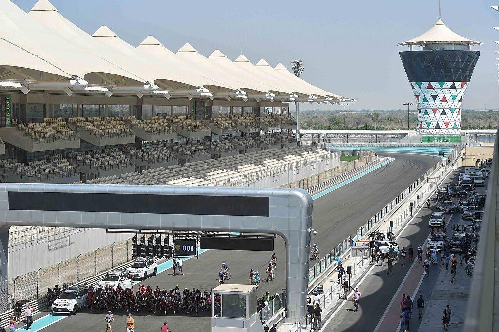 Abu Dhabi Tour (8. - 11.10.2015)