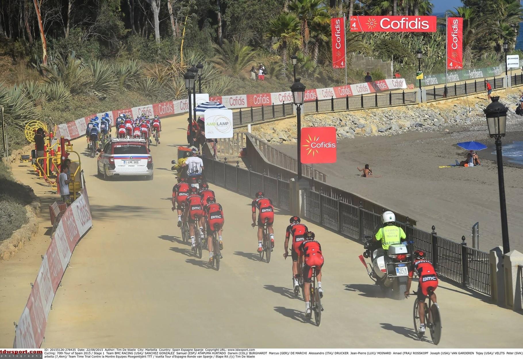 70. Vuelta España (22.08. - 13.09.2015)