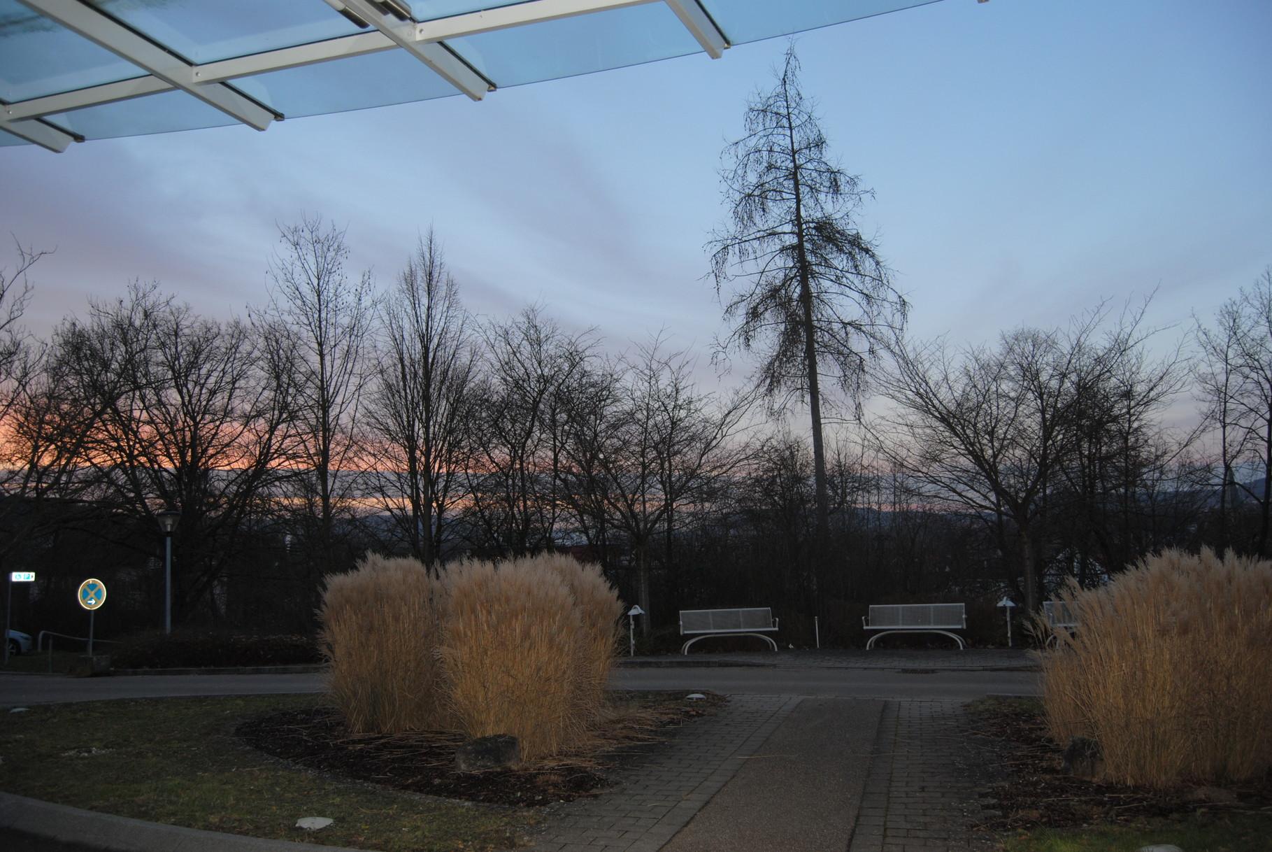 Eingang im CentrumMensch