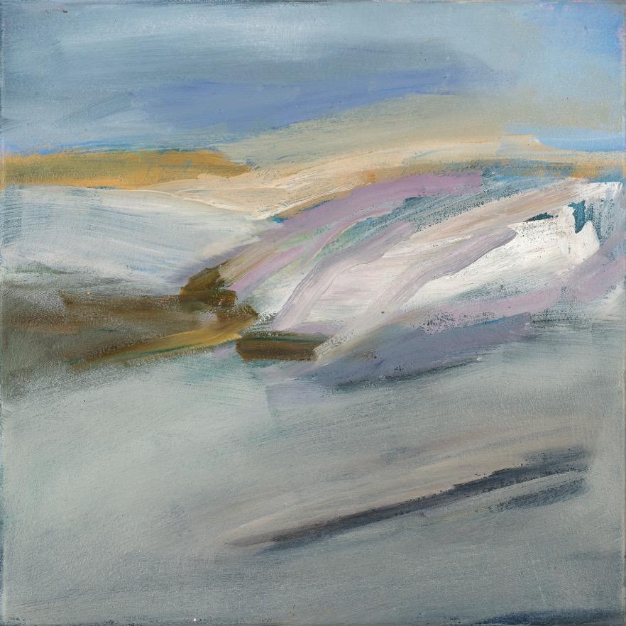 tramontana2 2015 30 x 30 cm Öl / Leinwand