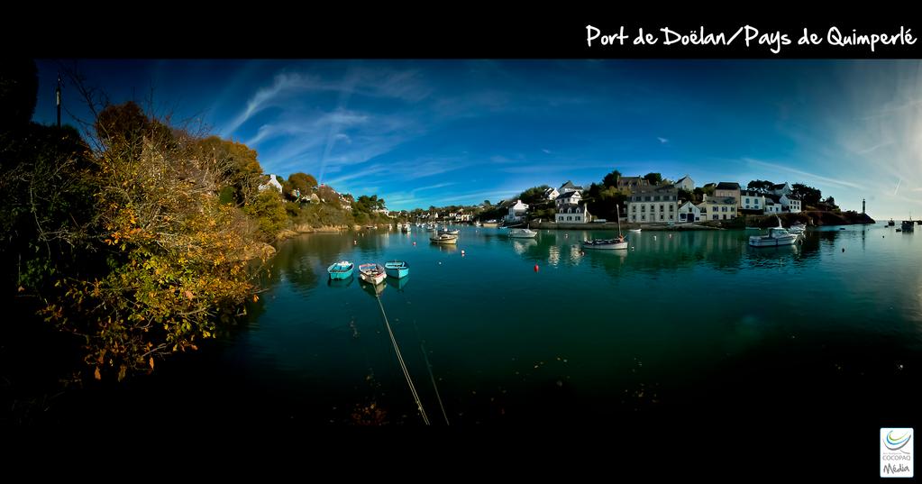 Le port de Doëlan