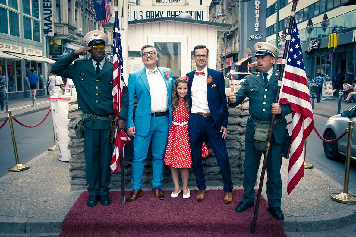 Mad Men Wedding im 1960s Style, Gay Wedding - Marco Fuß, Ihr Hochzeitsplaner, Freier Trauredner