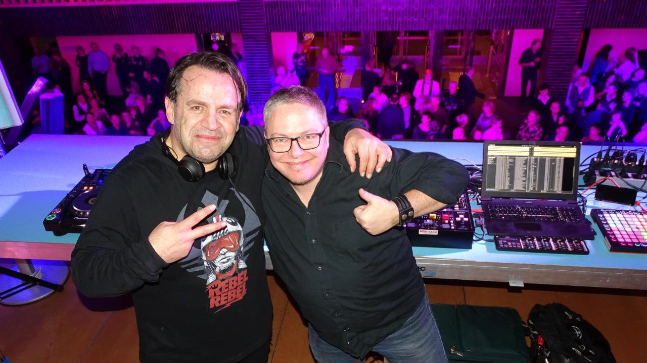 DJ Quicksilver & BOW-tanic