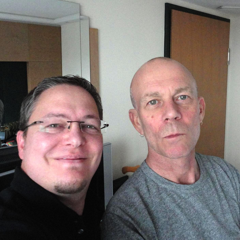 BOW-tanic & Vince Clarke (Erasure)
